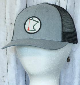MN Paddle - Patch Trucker Hat