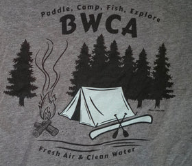 BWCA - T-shirts ($5 donated to BWCA)