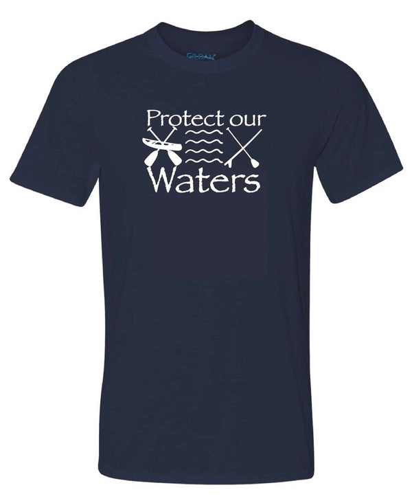 Protect Our Waters - Performance T-shirt