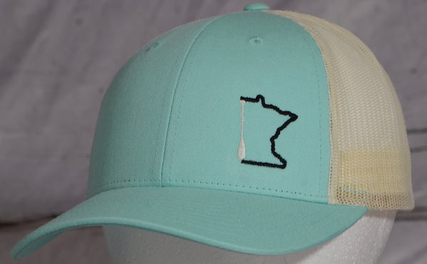 MN Paddle Trucker Hat.