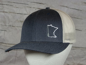 Embroidery error - MN Paddle - Trucker Hat
