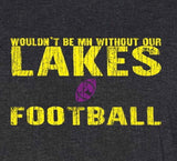 Lakes & Football  - Long Sleeve (S-XL)