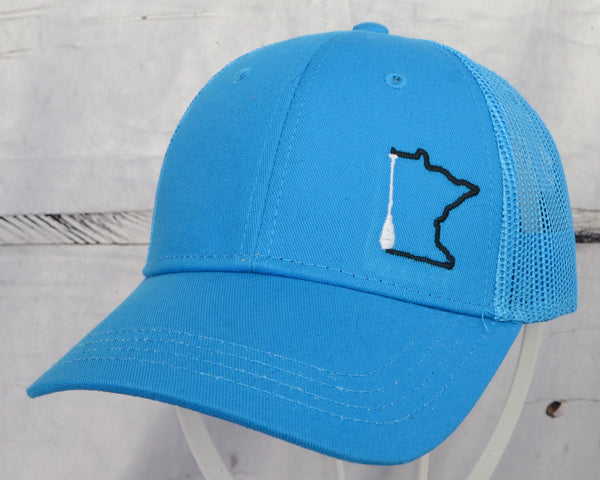 Boys Minnesota Paddle Trucker Hats