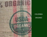 Colombia Organic Agprocem - Unroasted