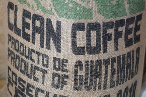 Guatemala Antigua Unroasted Green Coffee Beans