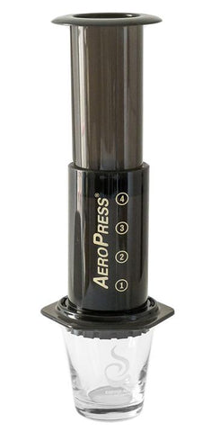 Aeropress is american made hand manual espresso maker.