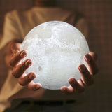 Lunar Moon Lamp
