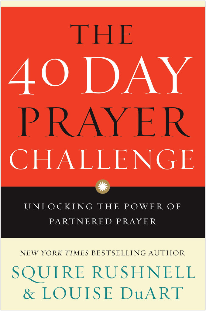 40 Day Prayer Challenge (PB)