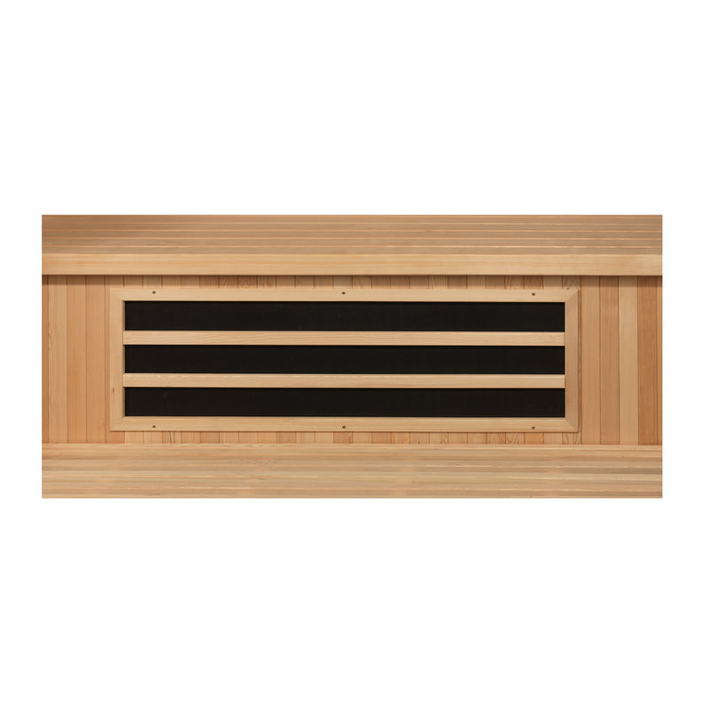 Monaco - 6 Person Near Zero EMF FAR Infrared Sauna