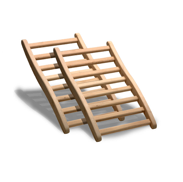 Dynamic Canadian Hemlock Sauna Backrest