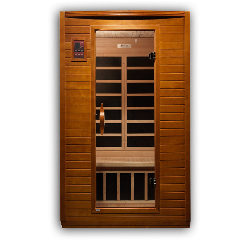Versailles - 2 Person Low EMF FAR Infrared Sauna