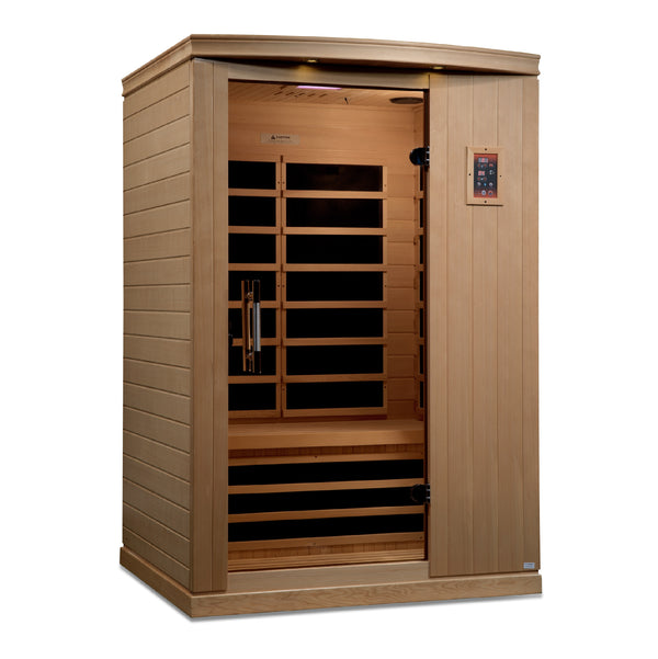 ***New 2021 Model*** Venice Elite 2 Person Ultra Low EMF FAR Infrared Sauna