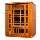 ***Updated 2021 Model*** Bellagio - 3 Person Low EMF FAR Infrared Sauna