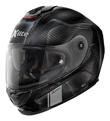 Casco para Moto Integral X-lite X-903 101 Ultra Carbon Negro Brillo