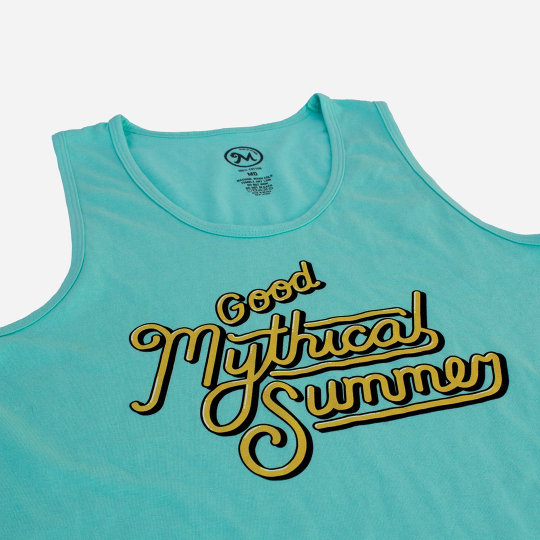 Good Mythical Summer Tank Top (Mens)