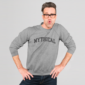 Mythical Collegiate Lightweight Sweatshirt (Unisex)