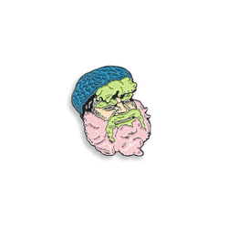 Cotton Candy Randy Enamel Pin