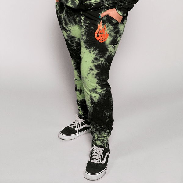 GMM Green Wash Joggers