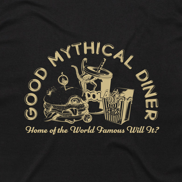 Good Mythical Diner Tee