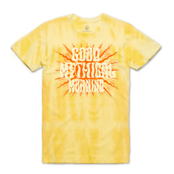 Good Mythical Morning Tie Dye Tee