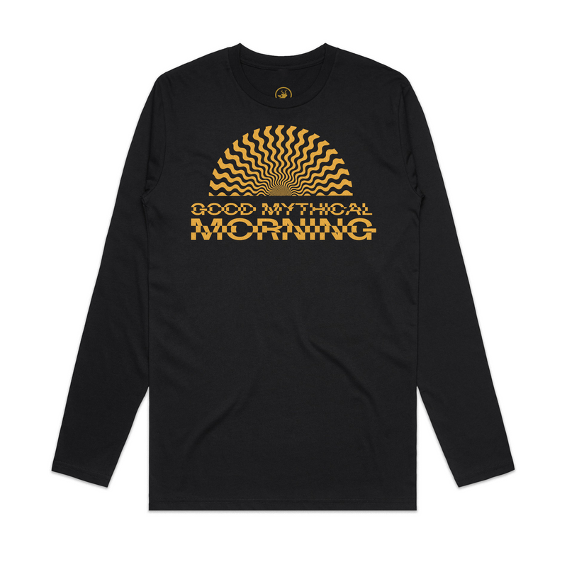 Sunwave Long Sleeve Tee