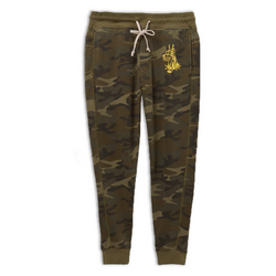 Happy Chompers Camo Joggers