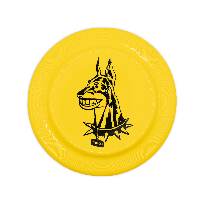 Happy Chompers Frisbee