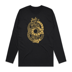 Mythical Society Logo Long Sleeve Tee