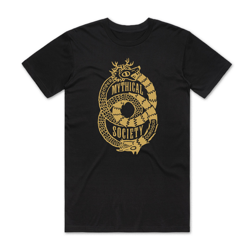 Mythical Society Logo Tee