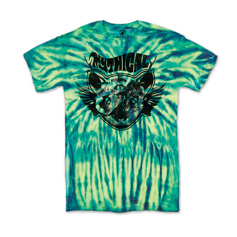 Mythical Tie Dye Tee