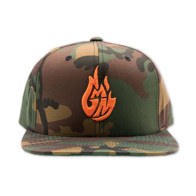 Good Mythical Morning Camo Hat