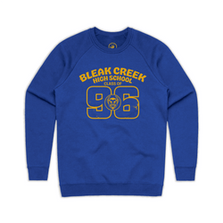 Bleak Creek High Alumni Sweatshirt (Buies Creek Edition)