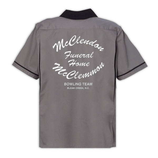 McClendon-McClemmon Bleak Creek Bowling Shirt