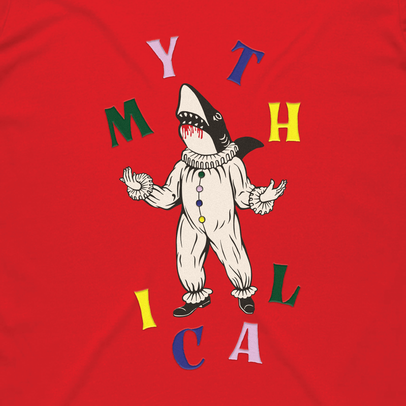 Clown Shark Tee