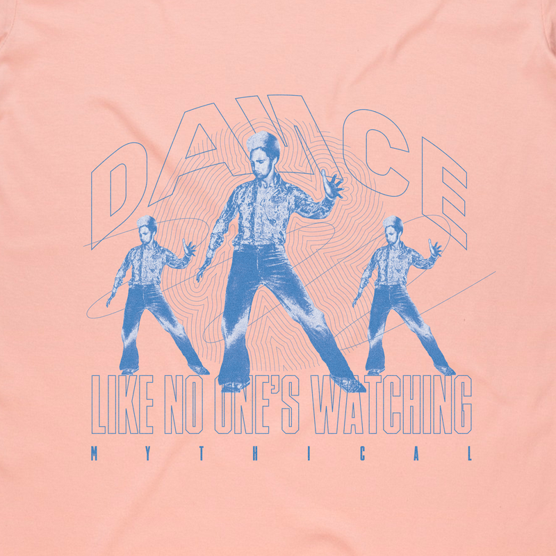 Dance Like No One's Watching Tee