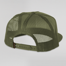 Miniature Horse Trucker Hat (Green)
