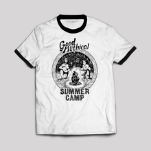 Good Mythical Summer Camp Ringer Tee