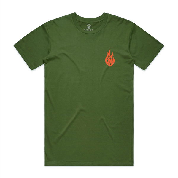 Good Mythical Morning Chest Logo Tee