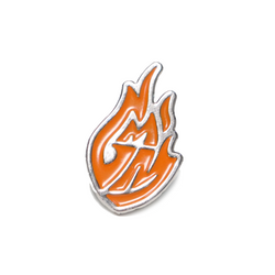 Good Mythical Morning Logo Enamel Pin