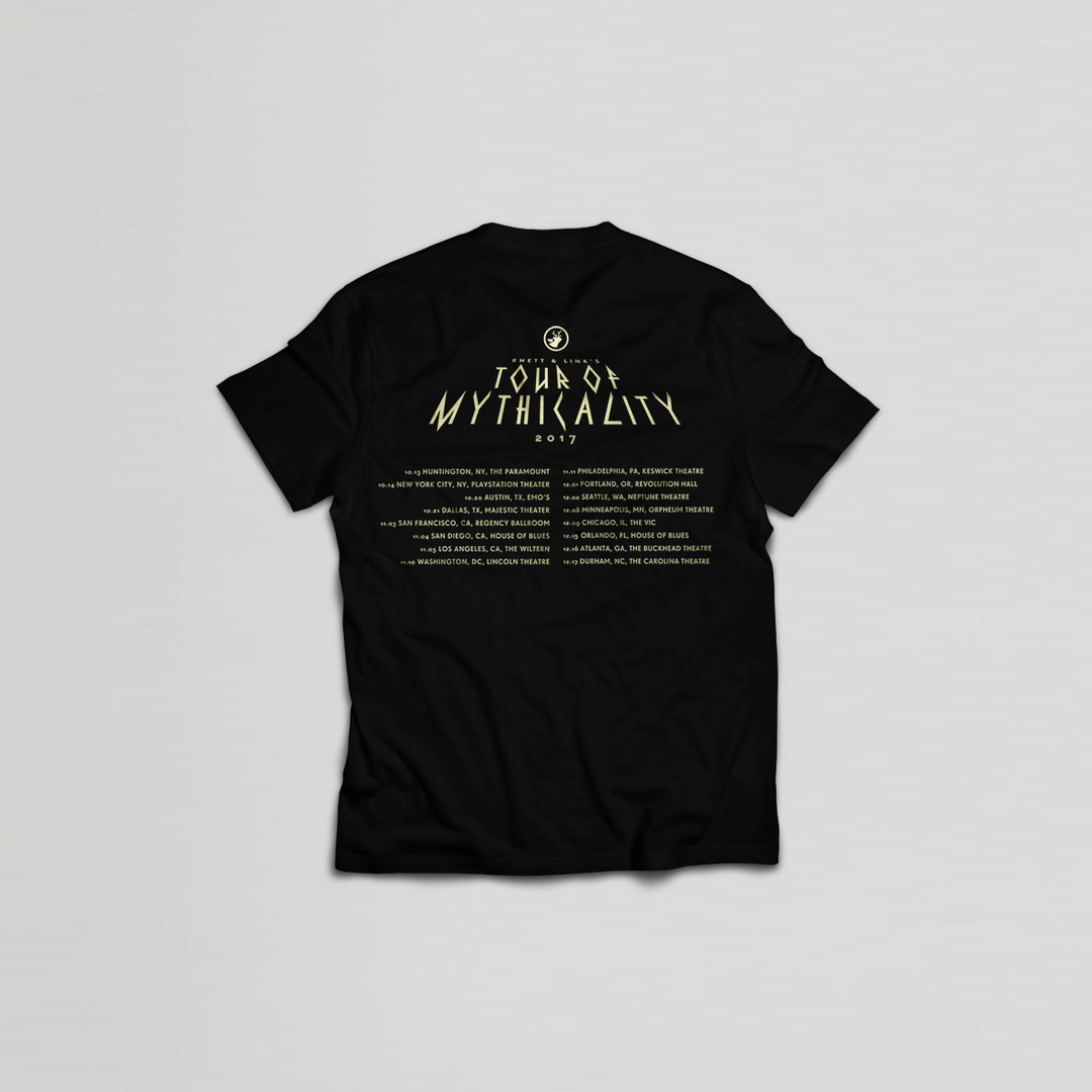 Tour of Mythicality Tee (Kids)