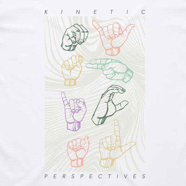 Kinetic Perspectives Tee