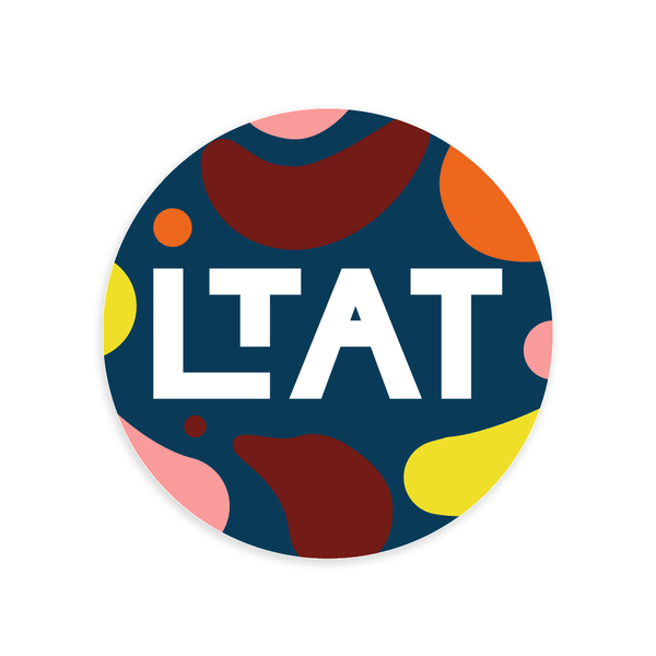 LTAT Logo Sticker