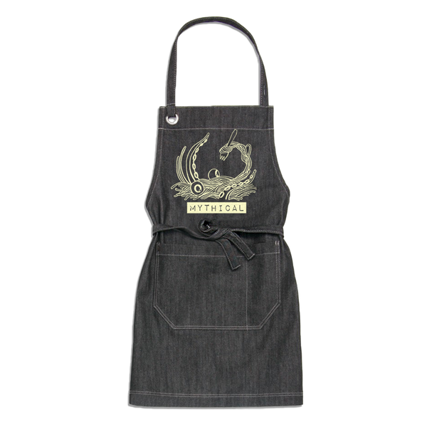 Mythical Kitchen Apron