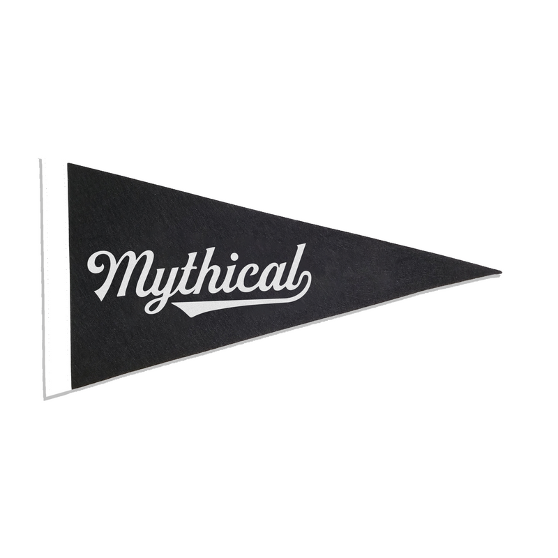 Mythical Pennant Flag