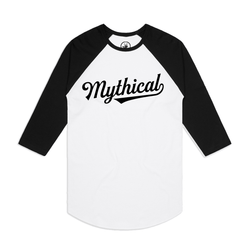Mythical Baseball Tee