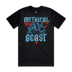 Mythical Beast Classic Metal Tee