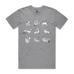 Mythical Beasts Tee