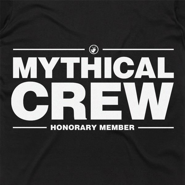 Mythical Crew Honorary Member Tee