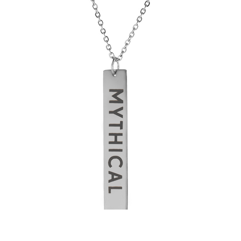 Mythical Necklace (Silver)