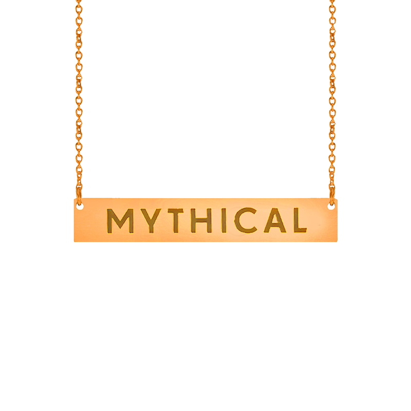 Mythical Necklace (Gold)
